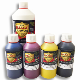 Image Armor White  CMYK bundle