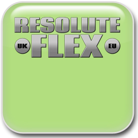 Resolute Apple Green Flex