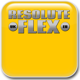 Resolute Fizzy Lemon Flex