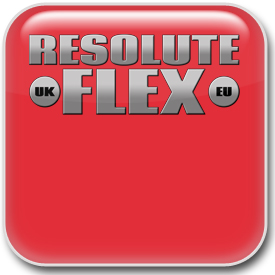 Resolute Flame Red Flex
