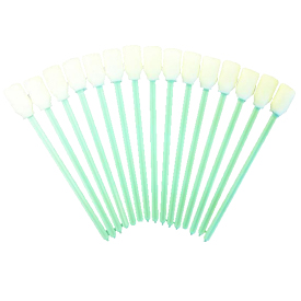 Foam cleaning swabs for DTG pack of 15