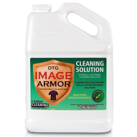 Image Armor Pre-treatment machine cleaning solution