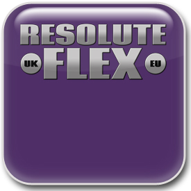 Resolute Purple Flex
