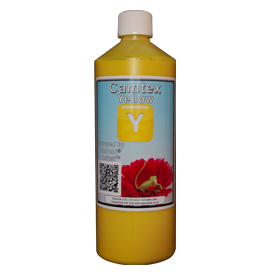 1 Litre Yellow DuPont Artistri Ink