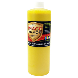 Image Armor Yellow DTG Ink